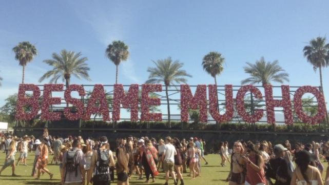 Coachella Besame