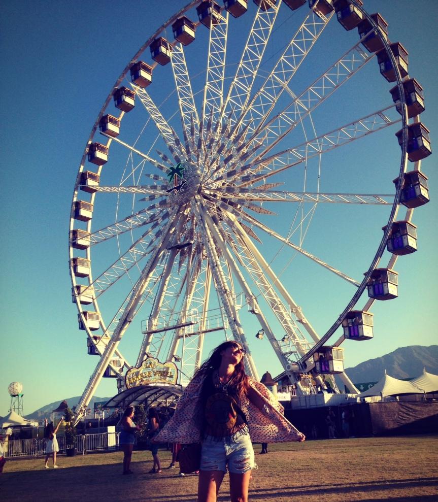 5 choses à savoir sur le Festival deCoachella