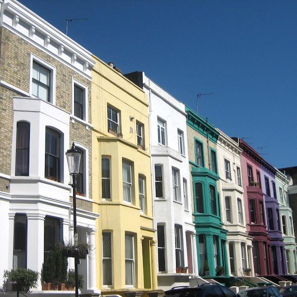 Aujourd'hui je rêve de… Londres!