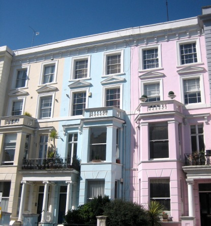 londres-notting hill couleurs 2