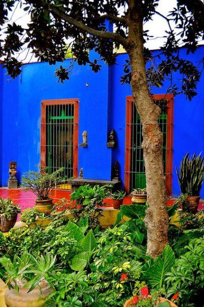 mexico-casa azul