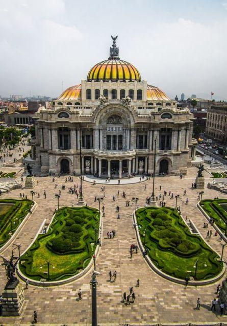 mexico-palacio bellas artes