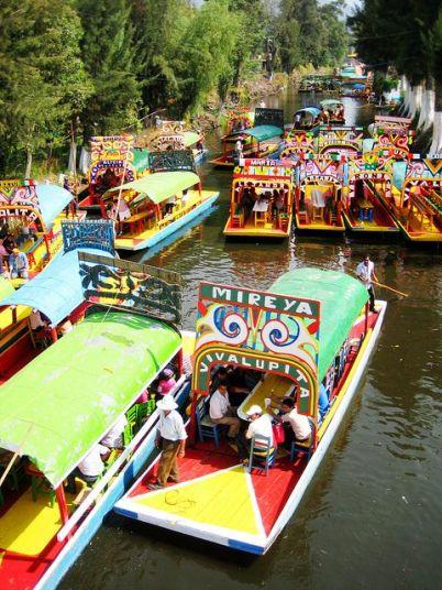 mexico-xochimilco