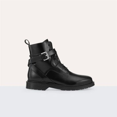 boots-cuir-maje
