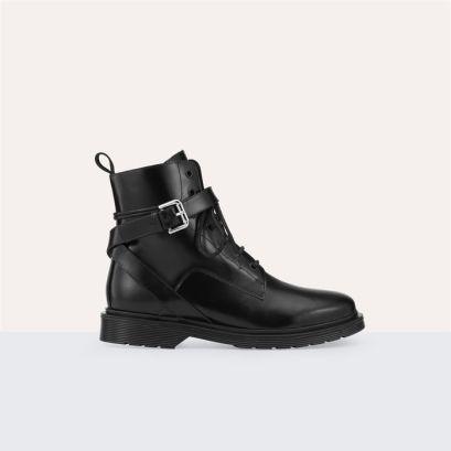 boots-cuir-maje