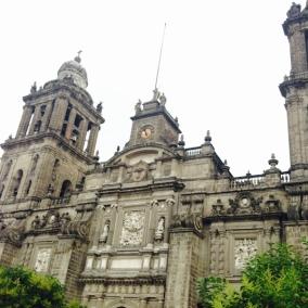 mexico-cathédrale métropolitaine