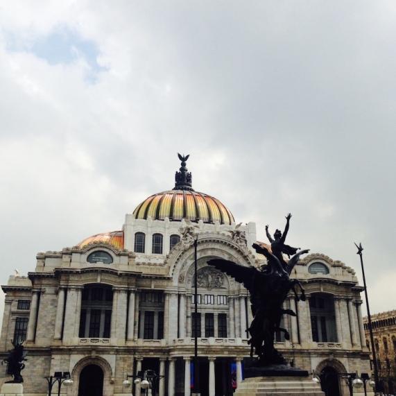 mexico-palacio de bellas artes