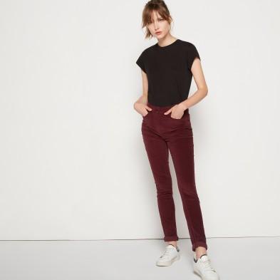 monoprix-pantalon-velour
