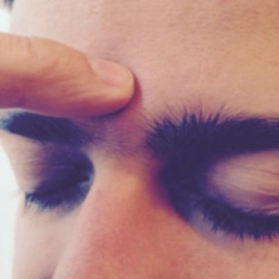acupression-3e oeil