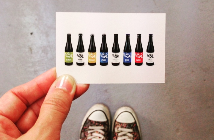 La Minotte : le choix de la bièreartisanale