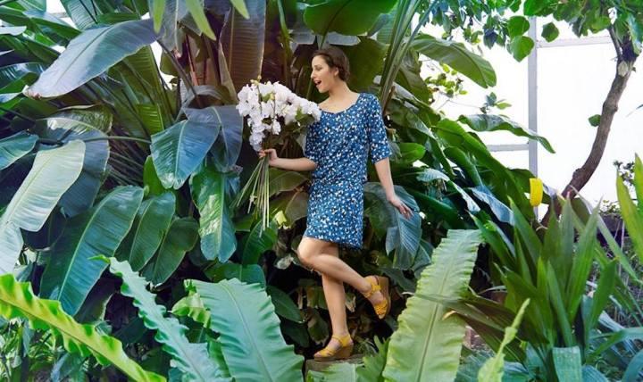 Concours 1 an ! : une leçon de couture avec Inari à l'Atelier FilBlanc
