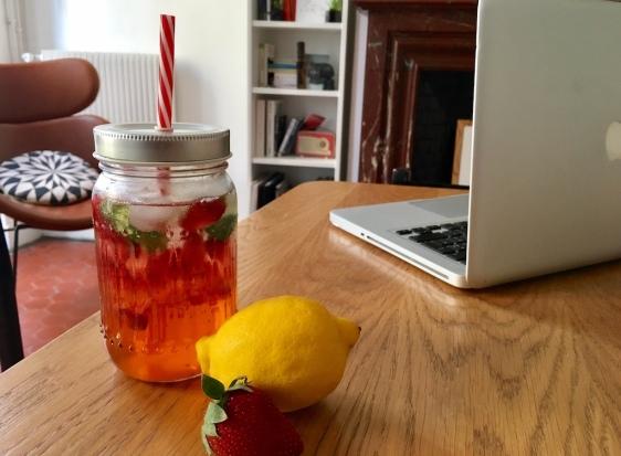 limonade-maison