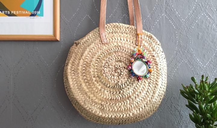My Wishlist : Le sac tressé del'été